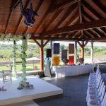 indian wedding setup